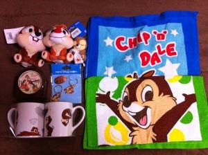 Koleksi Chip n Dale