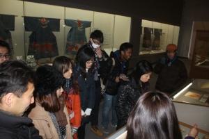 Baju Nelayan di Nagisa Museum