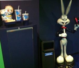 Trash Box at WB Cinemas