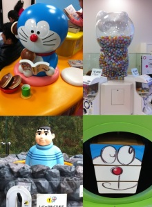 Doraemon di museum Fujiko F. Fujio