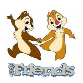 Chip N Dale Best friend
