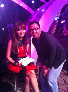 Ivan with Rina Nose