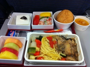 makanan di china airlines