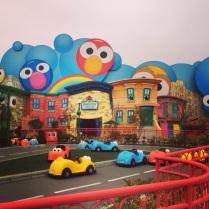 Car for kids in Wonderland