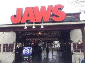 Jaws in USJ Entrance