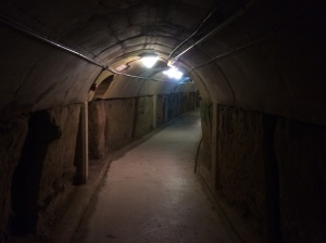 Inside Former Navy Underground Headquarters
