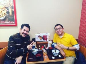 Ferry Salim dan Ivan Prakasa