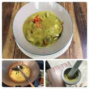 Green Curry Thailand